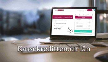 Kassekreditten.dk lån