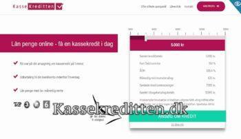 Kassekreditten.dk