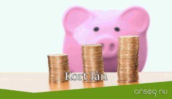 Kort lån
