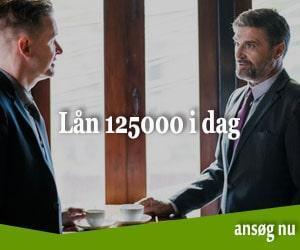 Lån 125000 i dag