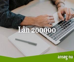 Lån 200000