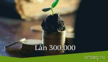 Lån 300.000
