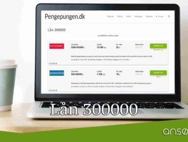 Lån 300000