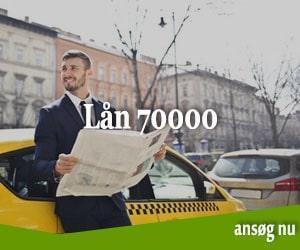 Lån 70000