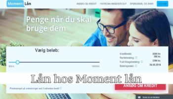 Lån hos Moment lån