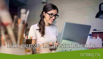 Lån penge 18 år studerende