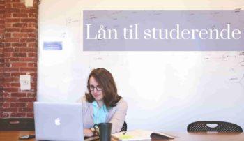 Lån til studerende