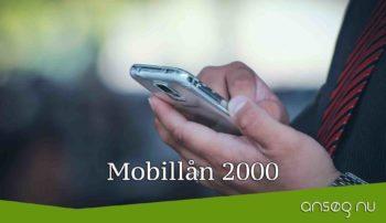 Mobillån 2000