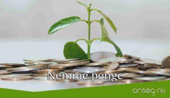 Nemme penge