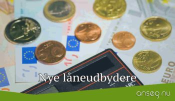 Nye låneudbydere
