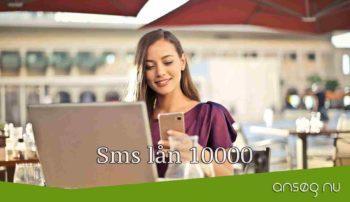 Sms lån 10000