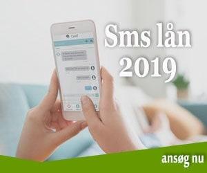 Sms lån 2019