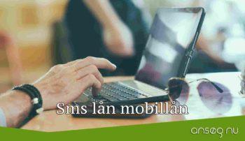 Sms lån mobillån
