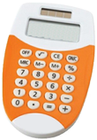 calculator-orange