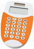 calculator-orange