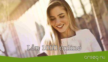 lån 1000 online
