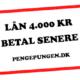Lån 4000