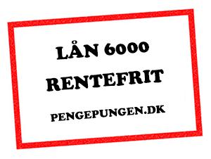 Lån 6000 kr
