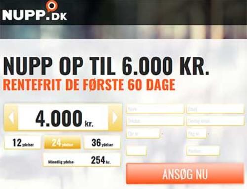 Nupp.dk