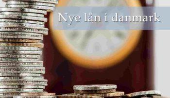 Nye lån i danmark