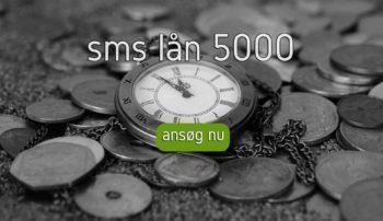 sms lån 5000